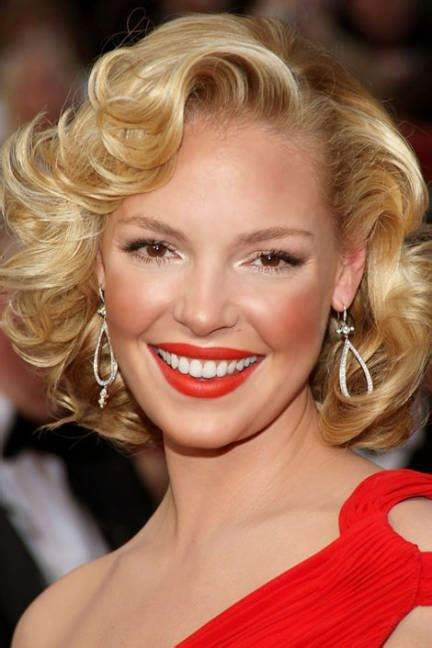 marilyn monroe updo the best curly hairstyles for medium length hair hair