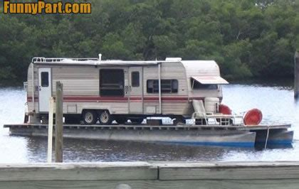 house boat jokes redneck house boat funny picture