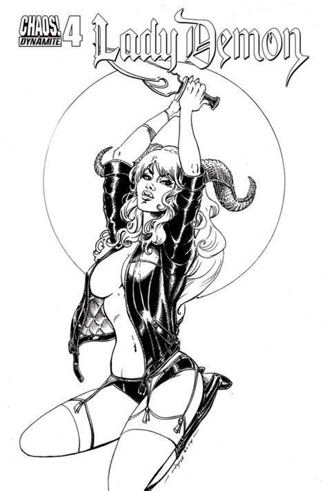 dynamite lady demon