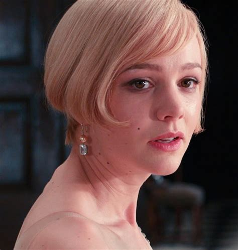 what color is daisys hair in the great gatsby the gallery for gt great gatsby carey mulligan hair