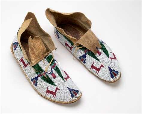 Handmade American Shoes - moccasin pattern american moccasin handmade leather