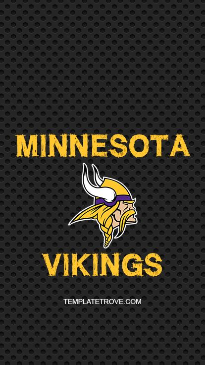 minnesota vikings lock screen schedule  iphone