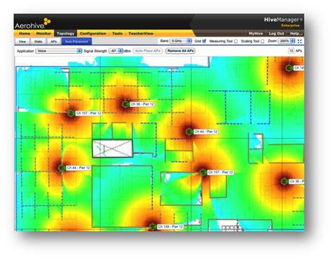 Define Floor Plan Revolution Wi Fi Tips For Accurate Wi Fi Predictive Site