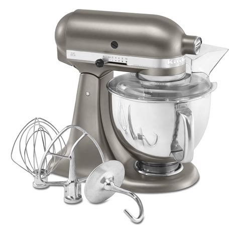 kitchen aid stand mixer kitchenaid 174 artisan 174 series 5 qt tilt stand mixer refurbished rrk150 ebay