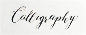 calligraphy getting started and lessons learned