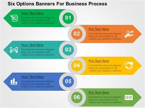 Powerpoint Banner Template Roncade Info Business Process Powerpoint Templates