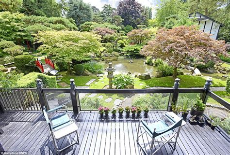 Gardens For Sale by Herbert Goode S Hertforshire Home With Japanese Gardens