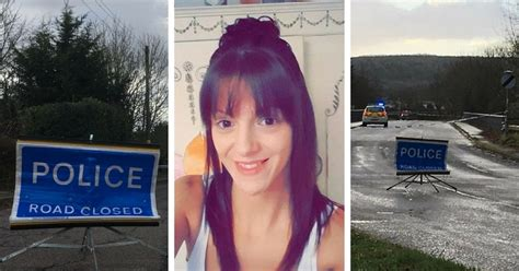 canva newspaper article m5 traffic tragedy police believe elaina beard got out of