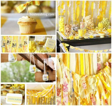 festa di compleanno in giardino compleanno in giallo feste e compleanni
