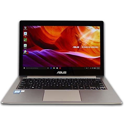 Asus Laptop 13 Inch Ssd cuk asus zenbook ux303ub 13 inch ultrabook laptop i7