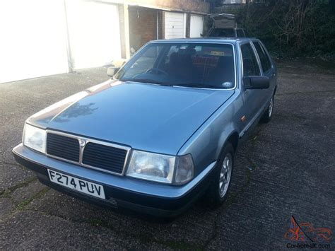 Lancia Thema For Sale 1988 Lancia Thema Ie One Owner Classic Car