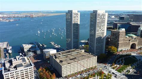 Harbor Garage Boston by Aquarium Parking Garage Redevelopment Waterfront