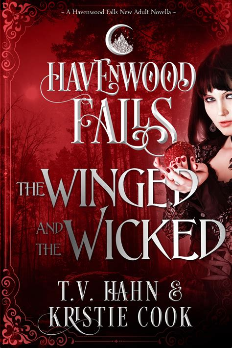 havenwood falls volume two a havenwood falls collection books the winged the a havenwood falls novella
