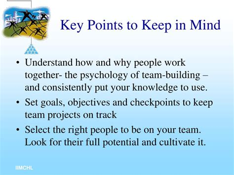 great points to keep in mind when choosing beach house ppt team building workshop powerpoint presentation id