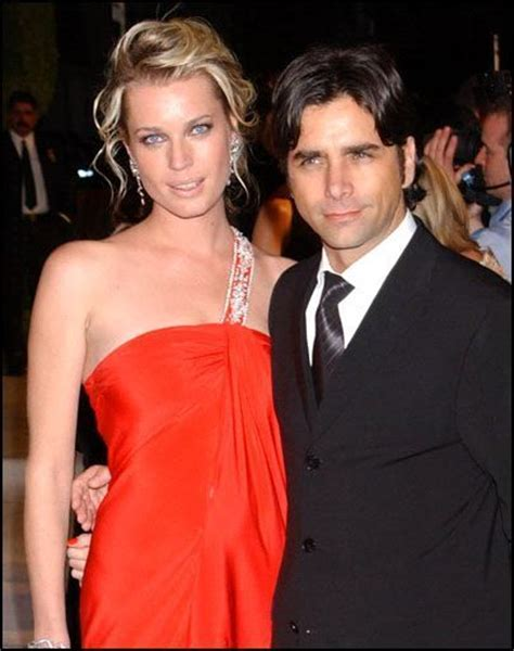 John Stamos With Wives | john stamos and wife rebecca romijn stamos have