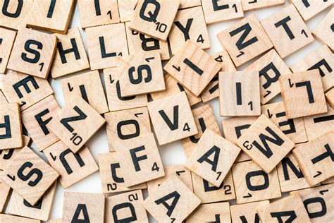 4 Letter Y Words Scrabble how many letter tiles are in scrabble