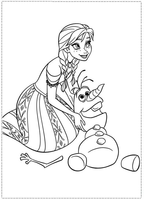 frozen coloring pages free online kawaii frozen coloring pages coloring home