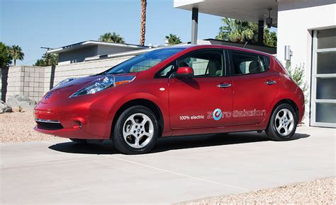 2012 Nissan Leaf Review by 2012 Nissan Leaf Review Car Reviews