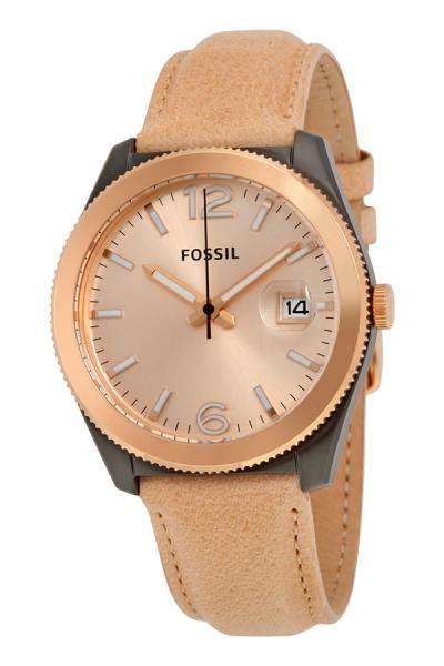 Harga Jam Tangan Merek Oem harga fossil fashion es3777 jam tangan wanita gold