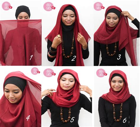 tutorial hijab paris remaja simple this is the shit i do like social teenagers
