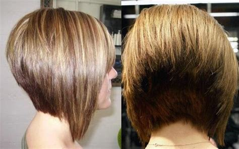 spring bob stacked back view 2015 long bob hairstyles back view best haircut style