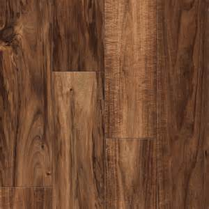 shop allen roth handscraped acacia wood planks sle