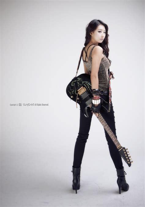 Rok Korea korean rock y guitarras rock