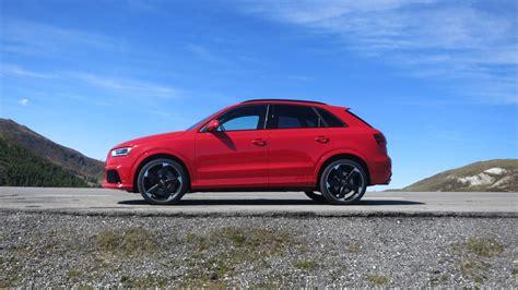 Test Audi Rsq3 by Fahrbericht Audi Rsq3 Rs Q3 Test Kritik Rad Ab