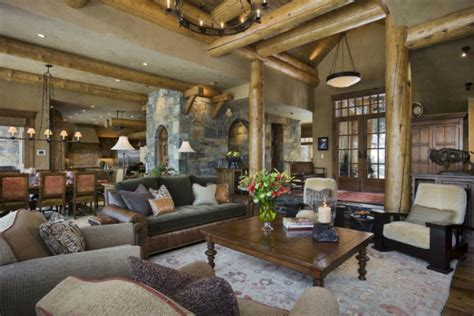Home Interior Cowboy Pictures by Cowboy Heaven A Warm Rustic Retreat Decor Advisor