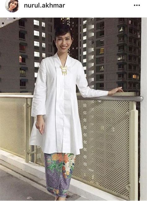 My Owl Blouse White Colour Style Baju Wanita 238 best images about traditional costume on traditional kebaya lace and kebaya