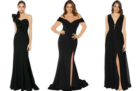 black tie event dress guide for women source http www black tie dress code for women good dresses
