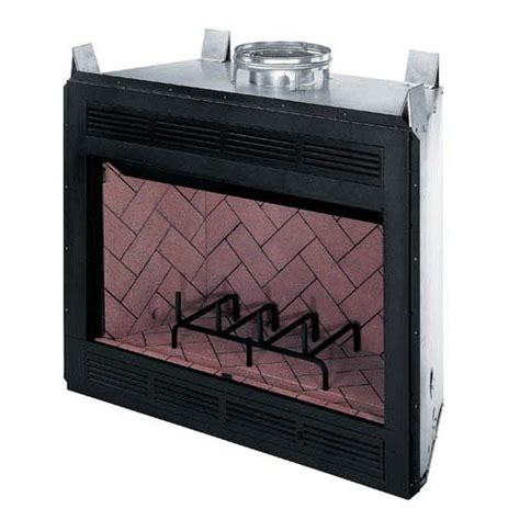 wood burning stove circulating fan superior 36 quot circulating woodburning fireplace with