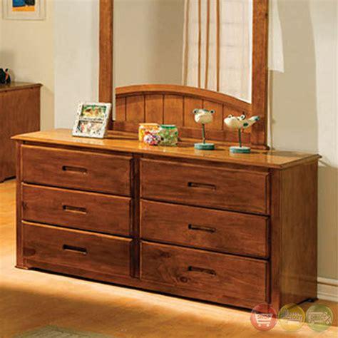 montana i american oak platform captain bedroom set with