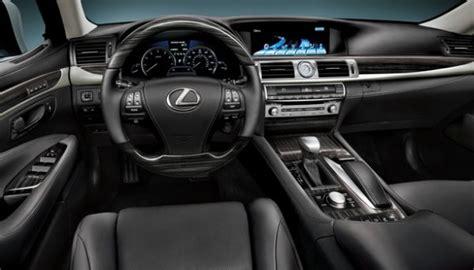 lexus jeep 2016 inside 2016 lexus ls 460 price specs release date
