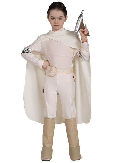 deluxe child padme amidala costume wars costumes