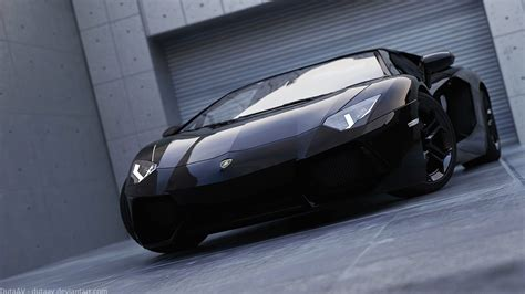 Black And Lamborghini Aventador Lamborghini Aventador Black By Dutaav On Deviantart