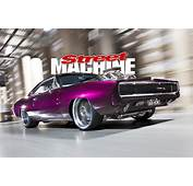 1000HP BLOWN '68 CHARGER STREETER  Street Machine