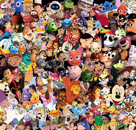 tasc colors az 21 animated characters that college students relate to
