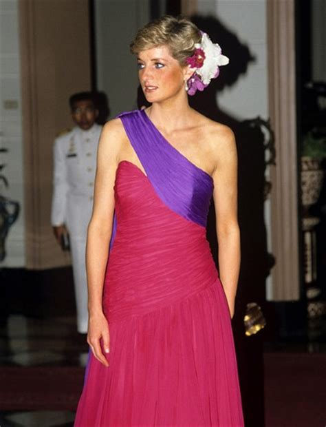 Dress Diana princess diana fashion icon fashionsizzle