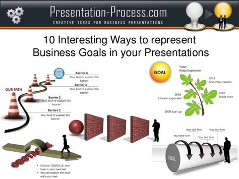 Interesting Presentation Topics For Mba Students by 10 Ways To Show Powerpoint Goals Creatively