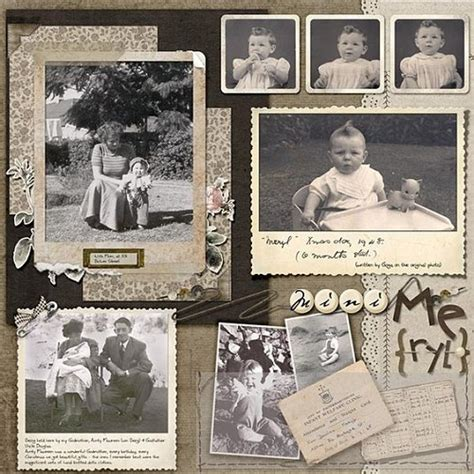 Photography Scrapbook Layout Ideas | 27 cute scrapbook ideas with images and instructions my