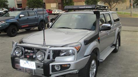 Roof Rack Ford Ranger by Ford Ranger Roof Racks