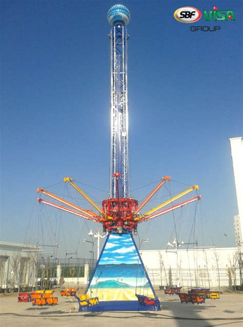 swing tower ride swing tower 20 family rides towers sbf rides
