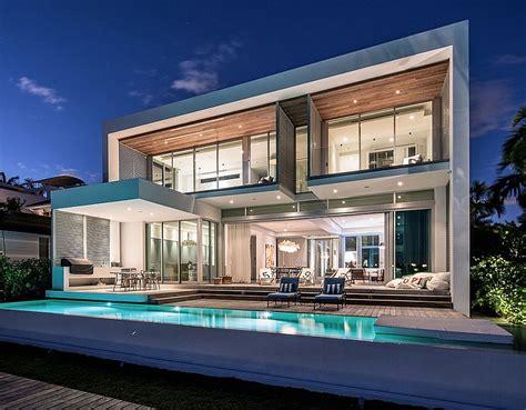 lavish contemporary miami residence   coastal flavor