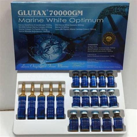 Glutax 70000gm Marine White infus glutax 70000gm marine white optium