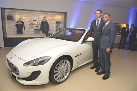 maserati chennai maserati opens dealership in bangalore gaadikey