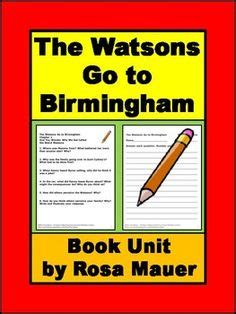 the watsons go to birmingham book report christopher paul curtis quot bundle quot two complete novel