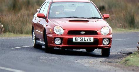 Sporty Subaru by The Five Best Used Sporty Subaru Cars Graham