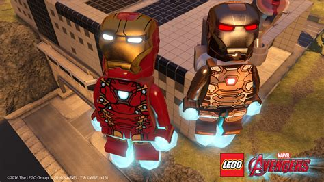 Ps3 Lego Marvels Marvel Avenger two lego marvel s dlc packs to be free for playstation users vg247