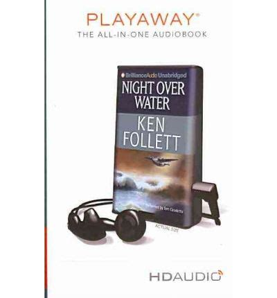 libro night over water night over water ken follett tom casaletto 9781441879134
